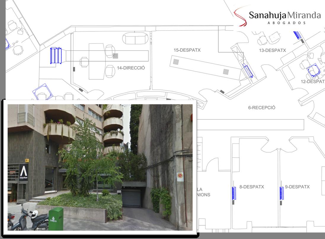 Climatizaci n despacho de abogados en barcelona - Despachos de arquitectura en barcelona ...